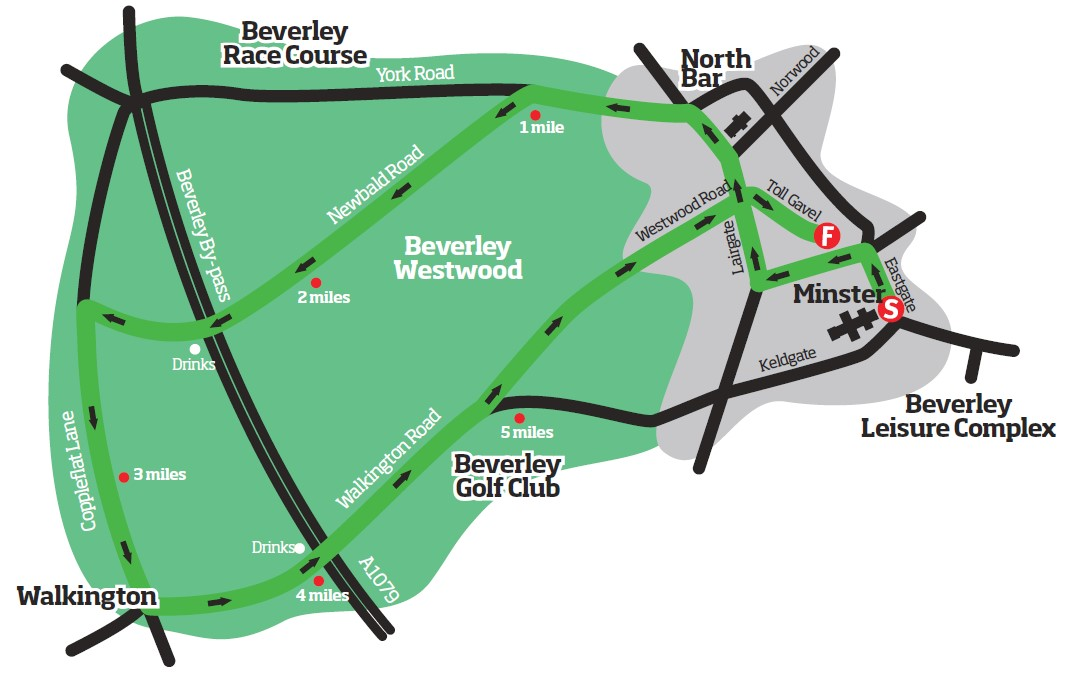 Stipendia Partner with Motorvation for the 2015 Beverley 10k