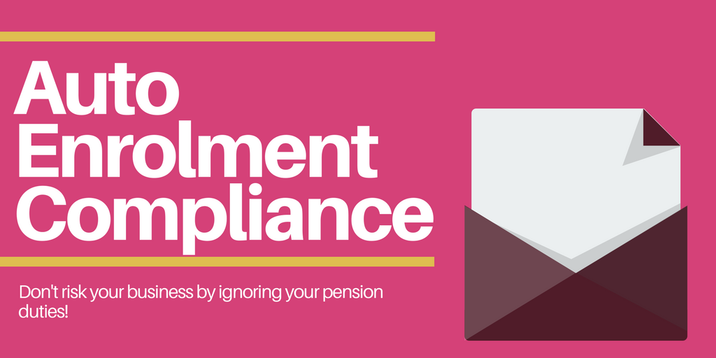 Don't ignore your new pension duties!